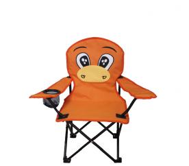 Linder Exclusiv Detské kreslo ANGLER MC2504 Orange