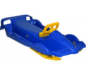 Aga Kormányozható Bob Formula kék