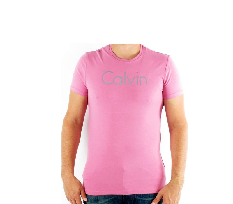 CALVIN KLEIN Tričko cmp93p 4y3 Rose