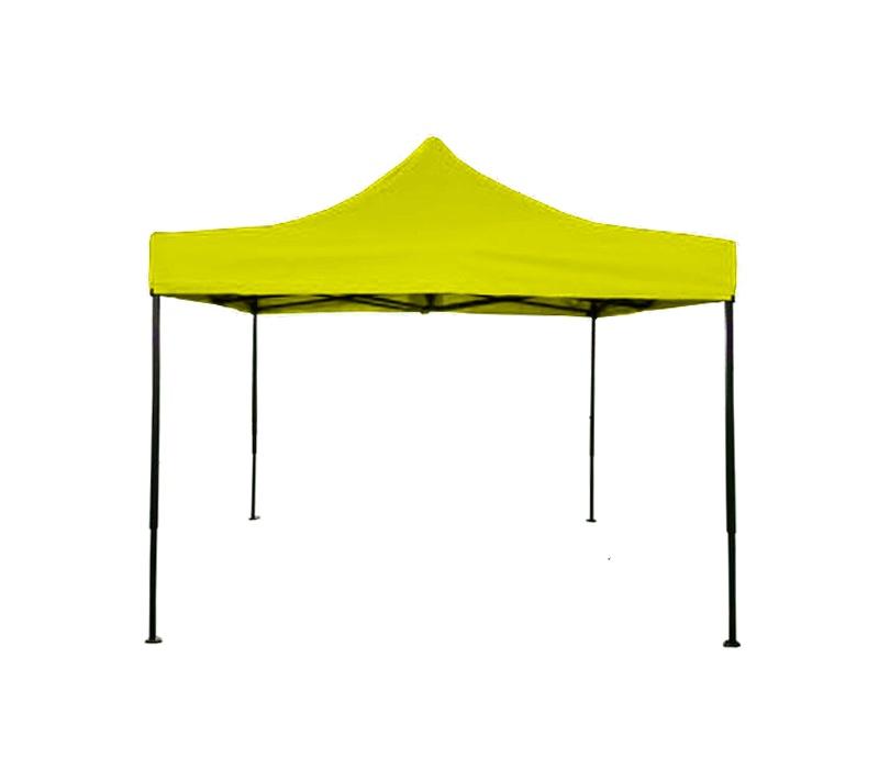 Aga Predajný stánok 1S POP UP 3x3 m Yellow