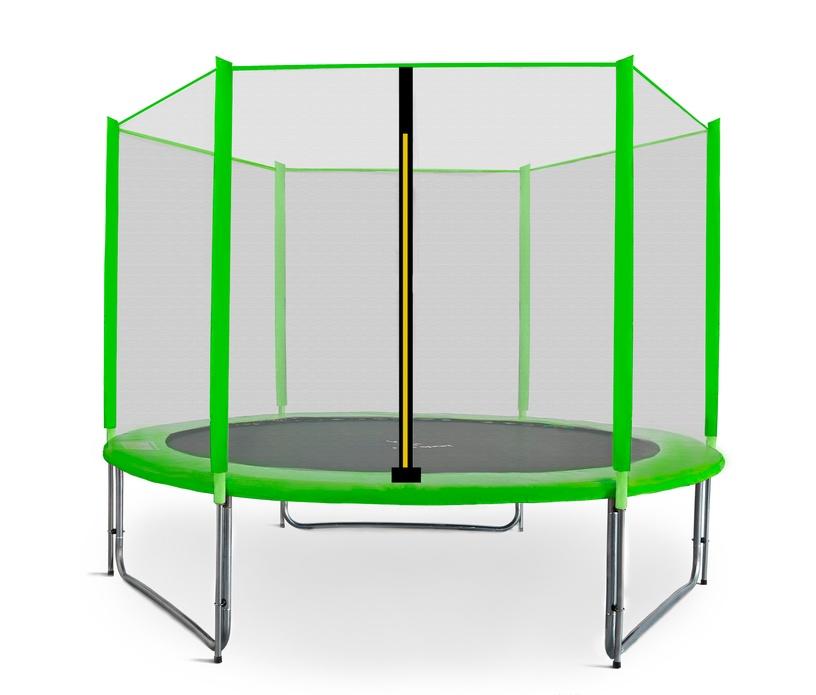 Aga SPORT PRO Trampolína 250 cm Light Green + ochranná sieť
