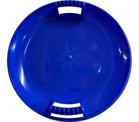 Aga Talíř na sníh Modrý