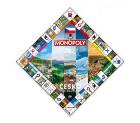 Monopoly Česko je krásné
