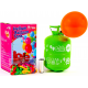 Aga4Kids Helium do balónků PARTY 50 MIX Green/Blue/Pink