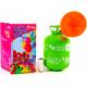Aga4Kids Helium do balónků PARTY 50 MIX Green/Blue