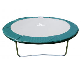 Aga Osłona sprężyn do trampoliny 180 cm 6ft Dark Green