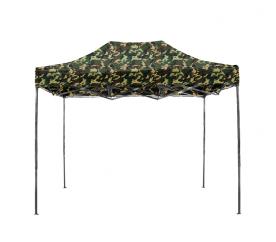 Aga Náhradní střecha POP UP 3x4,5 m Army