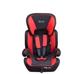 Baby Coo autosedačka RIVA 2018 Black Red