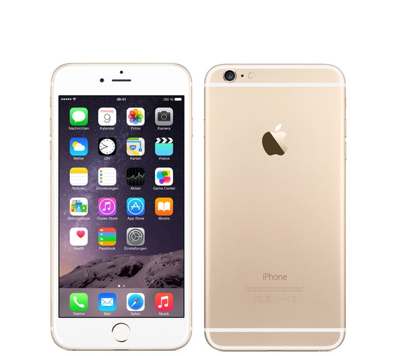 Apple iPhone 6 64GB Gold Kategorie: A