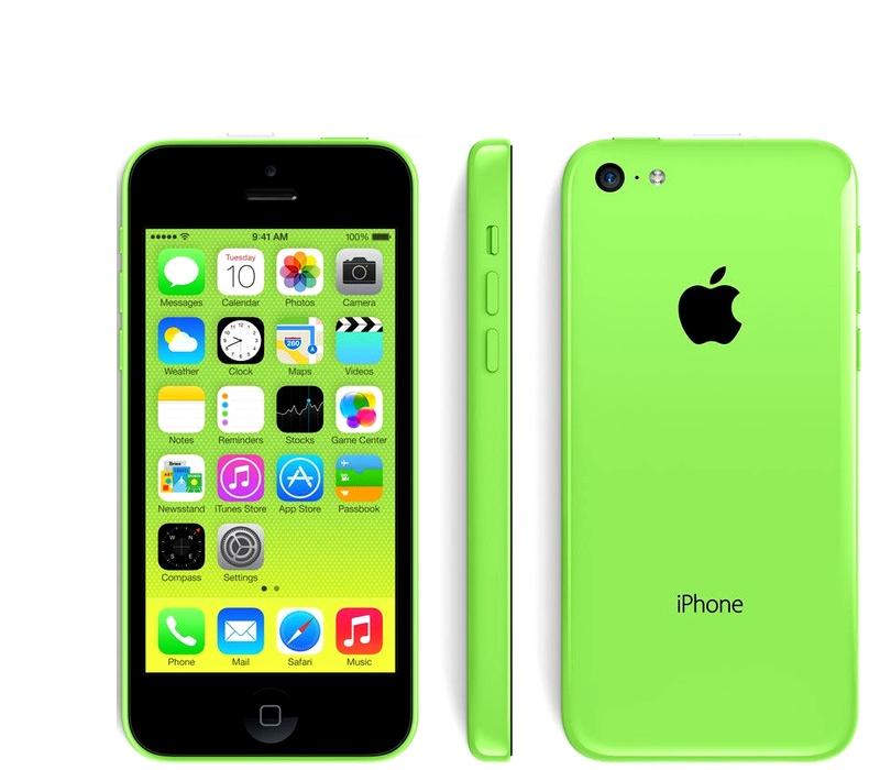 Apple iPhone 5C 32GB Green Kategorie: B