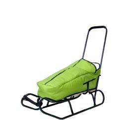 Nestor POLAR LUX  téli bundazsák Green