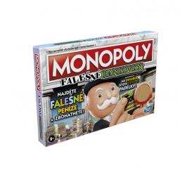 Monopoly falešné bankovky