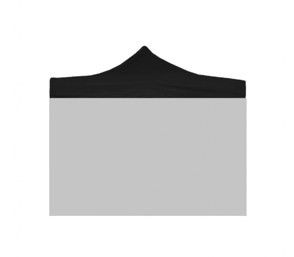 Aga Náhradní střecha POP UP 3x3 m Black