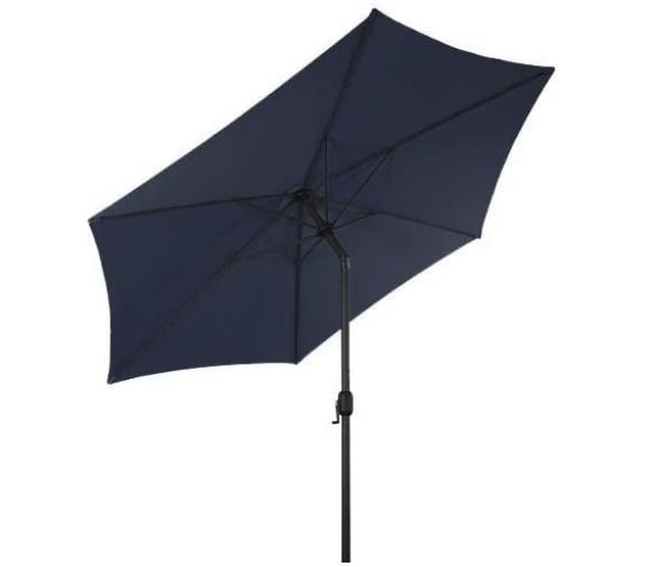 Linder Exclusiv Slunečník Knick 250 cm Blue
