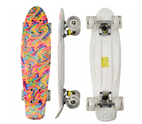 Aga4Kids Skateboard Skull