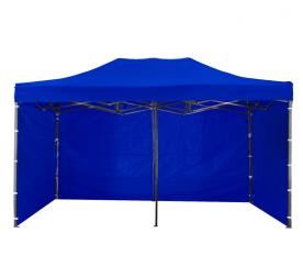Aga Predajný stánok 3S POP UP 3x6 m Blue