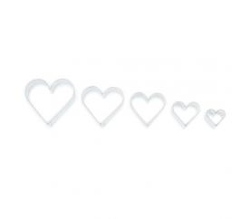 Sütivágó szív forma Smolík - Smolík