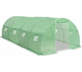 Aga Tunel foliowy ogrodowy 6x3x2 m 24mm - szklarnia ogrodowa
