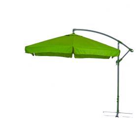 Aga Záhradný slnečník konzolový EXCLUSIV GARDEN 300 cm Apple Green