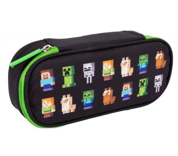 Astra Školní pouzdro Minecraft