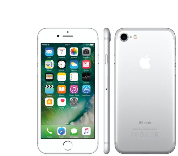 Apple iPhone 7 32GB Silver Kategorie: B