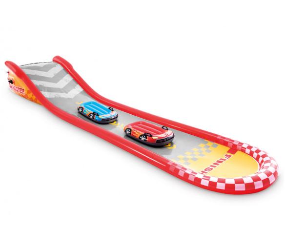 Nafukovací závodní dráha