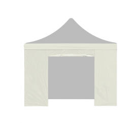 Aga Bočnice s dveřmi POP UP 2x2 m Beige