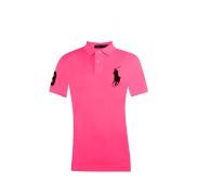 Ralph Lauren Férfi rövidujjú Carmel Pink Big Pony