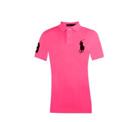 Ralph Lauren CUSTOM-FIT Carmel Pink Big Pony
