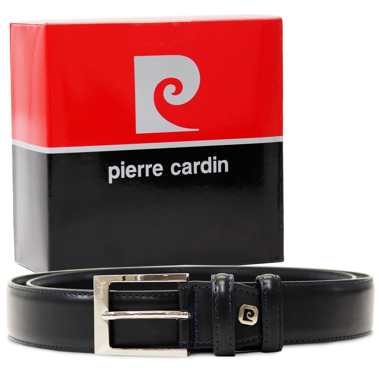 PIERRE CARDIN R20P-R001 Blue bőr öv - Aga24 9955bd65f1