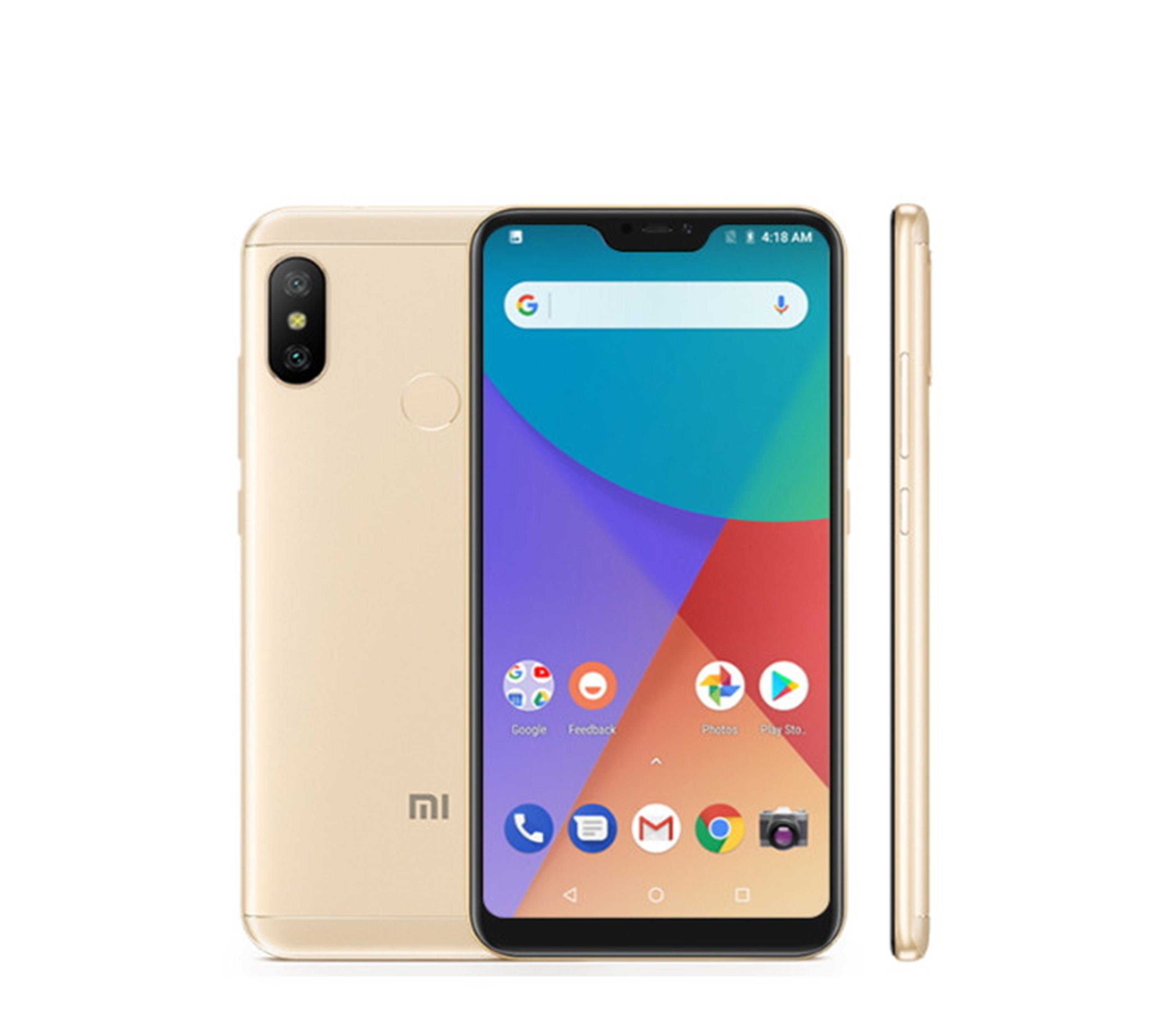 Xiaomi Mi A2 Lite 3GB/32GB Gold