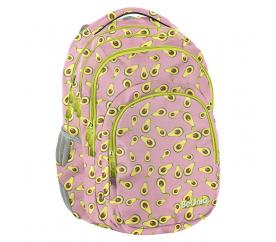 Paso Školní batoh Avocado