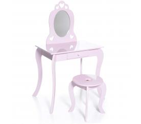 Aga4Kids Detský kozmetický stolík MRDTC01P