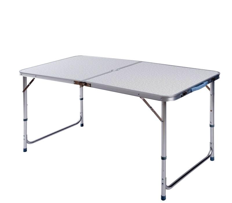 Aga Kempingový stolík PICNIC MC330872 120x60x70 cm