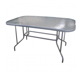 Linder Exclusiv Zahradní stůl MILANO MC33083 110x70 cm