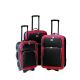 Linder Exclusiv EVA 2 MC3055 S,M,L Red - 3 részes bőrönd