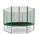Aga SPORT PRO Trampolína 366 cm Dark Green + ochranná sieť