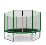 Aga SPORT PRO 366 cm trambulin dark Green