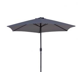 Aga Slnečník CLASSIC 400 cm Dark Grey