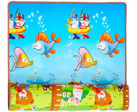 Aga4Kids Detská penová hracia podložka 150*180 cm MR107