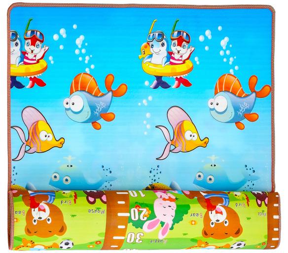 Aga4Kids Dětská pěnová hrací podložka 150*180 cm MR107