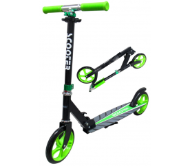 R-Sport Koloběžka H4 200 mm koly Zelená