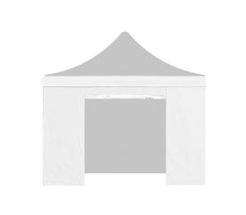 Aga Bočnice s dveřmi PARTY 3x3 m White