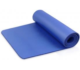 Linder Exclusiv podložka na cvičení YOGA Blue 180x80x1 cm