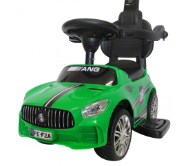 R-Sport Odrážadlo s vodiacou tyčou J7 Green