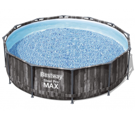 Bestway Steel Pro Max Wood 4,27 x 1,07 m 5614Z + tartozékok