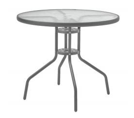 Aga Záhradný stôl MR4354LGY 75x90 cm