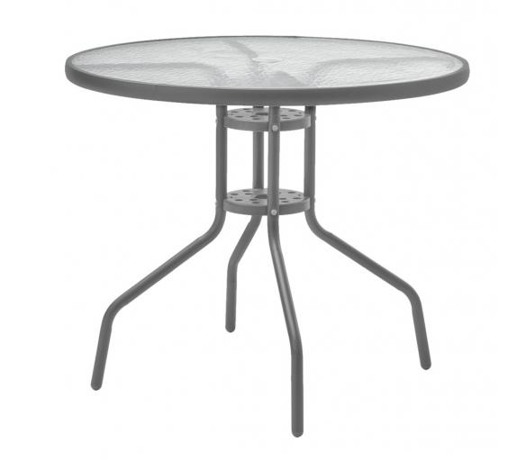Aga Zahradní stůl MR4354LGY 75x90 cm