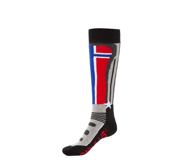 Nebulus Dámské ponožky SKISOCKEN (Q1076)