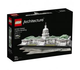 LEGO Architecture Kapitol Spojených států amerických